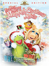 DISNEY'S IT'S A VERY MERRY MUPPET CHRISTMAS MOVIE SPECIAL EDITION DVD MUPPETS