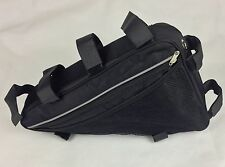 Empty Frame Bag Triangle Bike Bicycle Large Size