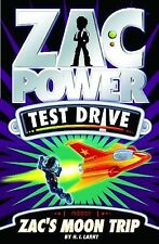 Zac's Moon Trip (Zac Power Test Drive), Larry, H. I., New Books