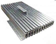 Coppia guida per consolle tavoli grande apertura misura 40 cm estensione 3 MT