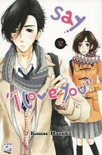 SAY I LOVE YOU 12 - MANGA GP PUBLISHING - NUOVO
