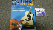New 21st Century Guitar Method Book 1 by Aaron Stang 1994 Paperback & Tuner