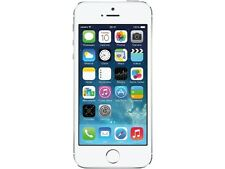 Apple iPhone 5s White/Silver 4G LTE 16GB Unlocked GSM Phone Certified Refurbishe