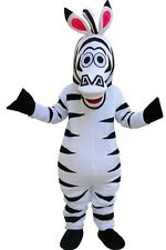 Hot The Penguins of Madagascar ZBERA Mascot Costume Fancy Dress Outfit Adult NEW
