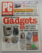 PC Magazine Great Gadgets 7 Napster Vs Itunes December 2003 FAL 061715R2