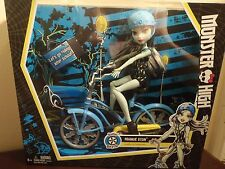 MONSTER HIGH BOLTIN BICYCLE FRANKIE STEIN. NEW