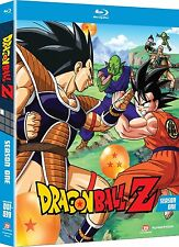 Dragon Ball Z - Season 1 (Blu-ray Disc, 2013, 4-Disc Set) NEW