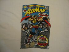 Vintage The Mighty AdMan Comic Book New York City Ad Man 1993 Rare T Shirt XL