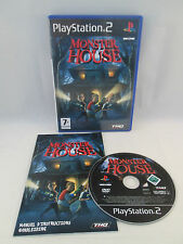 Sony Playstation 2 PS2 - Monster House