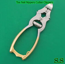 Professional Cantilever Podiatry Instrument Toe Nail Nippers Cutter Clippers New