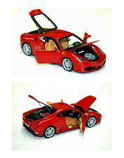 1:43 MR Collection Models Ferrari F430 Red-Rojo Open-Close L.E MEGA RARE