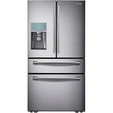 Samsung RF31FMESBSR 4 French Door Refrigerator with Sparkling Water Dispenser