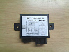 MERCEDES A CLASS IMMOBILISER ENGINE CONTROL ECU UNIT 1688200426