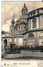 pi 063 1914 TORINO Chiesa della Consolata - Viaggiata . Form. piccolo