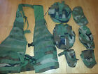 Woodland Tactical FLC Vest with MOLLE Pouches