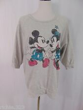 Divided Disney Mickey &Minnie Mouse Sweater Size M Euro 38