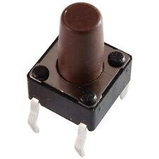 10 Diptronics DTS-65N-V Mini-Taster 12V 50mA 1xEIN 1,6N 6x9,5mm liegend 855613