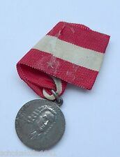 Silber Medaille zum 50. Gründungstag der Wiener Singakademie an Friedrich Ehrbar