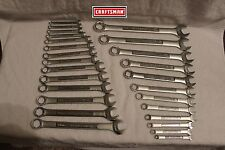 NEW Craftsman 26 pc Combination Wrench Set SAE & Metric 6 point