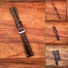20mm Padded  Shell Cordovan Watch Strap VERY RARE