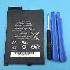 FOR Amazon Kindle3 GP-S10-346392-0100 S11GTSF01A battery+FREE TOOLS