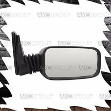 Performance Reversible Euro Sport Side Mirror For Universal Fit Driver Passenger