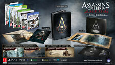 Assassin's Creed 4 Black Flag Coll. Ed. PS3 - totalmente in italiano