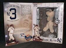 McFarlane Sports MLB Baseball Cooperstown Mickey Mantle + Babe Ruth  Box Sets