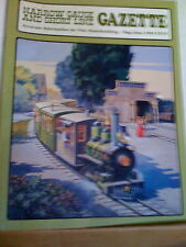 NARROW GAUGE & SHORT LINE GAZETTE May/June 1991 NG&SLG