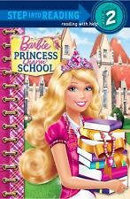 Princess Charm School (Barbie) (Step Into Reading - Level 2 - Library)