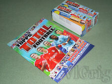 2009 Barclays Premier League TOPPS - empty album + box 100 packets * 6 stickers