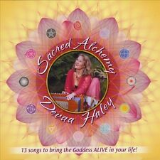 SACRED ALCHEMY: 13 Songs To Bring The Goddess Alive In Your Life (CD) by