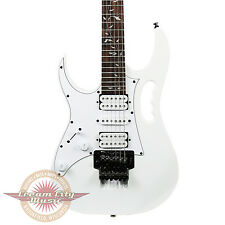 Brand New Ibanez JEMJRLWH Steve Vai Signature JEM Series Electric Guitar White