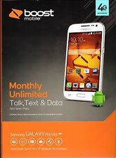 NEW Boost Mobile Prepaid Samsung Galaxy Prevail LTE Smartphone SM-G360P