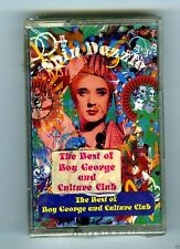 MUSICASSETTA boy george and culture club - the best of NUOVO D'EPOCA IMBALLATA