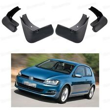 4Pcs Mud Flaps Splash Guard Fender Mudguard fit for Volkswagen Golf 2013-2014
