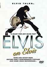 Elvis Presley: Elvis on Elvis  DVD NEW