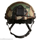 OPS/UR-TACTICAL HELMET COVER FOR OPS-CORE FAST HELMET IN M81 WOODLAND CAMO-L/XL