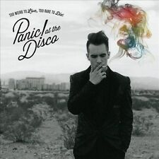 Too Weird to Live, Too Rare to Die! [LP] by Panic! At the Disco (Vinyl,...