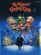 The Muppet Christmas Carol Sheet Music Piano Vocal Guitar Songbook NEW 000312483