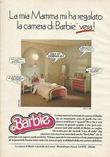 X1143 BARBIE - La camera vera! - Mattel - Pubblicità 1989 - Advertising