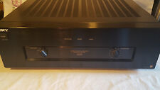 Sony TA-N55ES Stereo Power Amplifier With Box & Remote & Paperwork