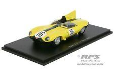Jaguar D-Type - Frere / Rousselle - 24h Le Mans 1957 - 1:43 Spark 2131