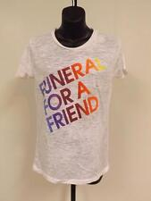 NEW FUNERAL FOR A FRIEND YOUTH GIRLS SIZE L LARGE CONCERT T-SHIRT  76YO