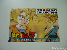 Carte Dragon Ball Z / Trading Collection Memorial Photo Checklist 4 / DBZ NEW