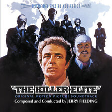 The Killer Elite - Complete Score - Limited 1500 - OOP - Jerry Fielding