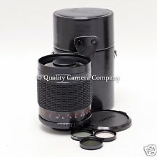 Samyang 500mm f/8 Catadioptric/Mirror Lens - INCLUDES CHOICE OF T-MOUNT - EX+