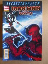 Iron Man & I Potenti Vendicatori n°15 2009 Marvel Panini  [G410]