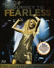 Taylor Swift: Journey to Fearless (2012, REGION A Blu-ray