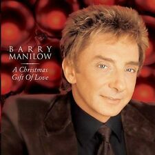 BRAND NEW BARRY MANILOW A Christmas Gift of Love CD by Barry Manilow WHY iTUNES?